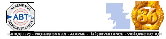 ABT 24/24 à Bordeaux Gironde Télésurveillance - Systèmes d'alarme - Vidéosurveillance - Vidéoprotection - Alarme fumée - Contrôle d'accès - alarmes, Gironde, Cadaujac